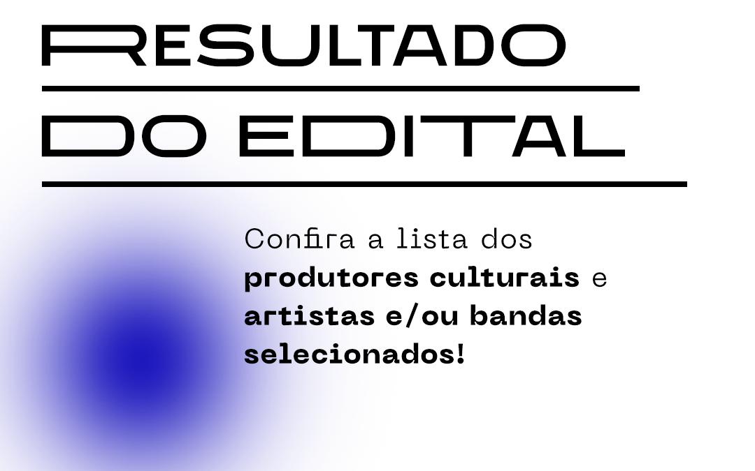 Conheça os Agentes Culturais e Artistas selecionados no RS Music LAB