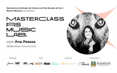 Masterclass de Produção Audiovisual com Ana Pessoa