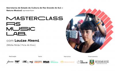 Masterclass de Elaboração de Projetos com Louise Akemi